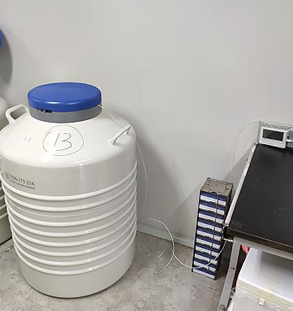 液氮存储监测1